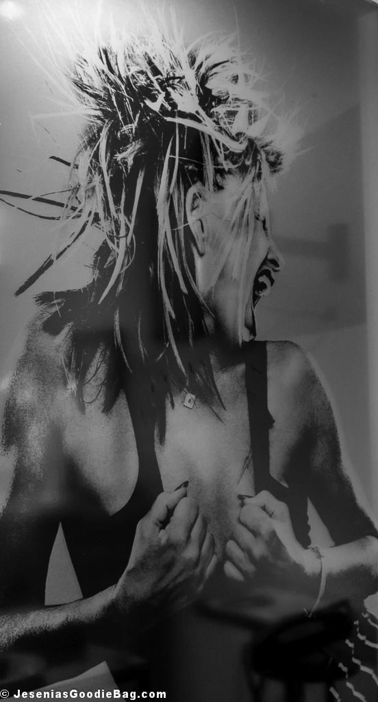 Betsey Johnson - Portrait
