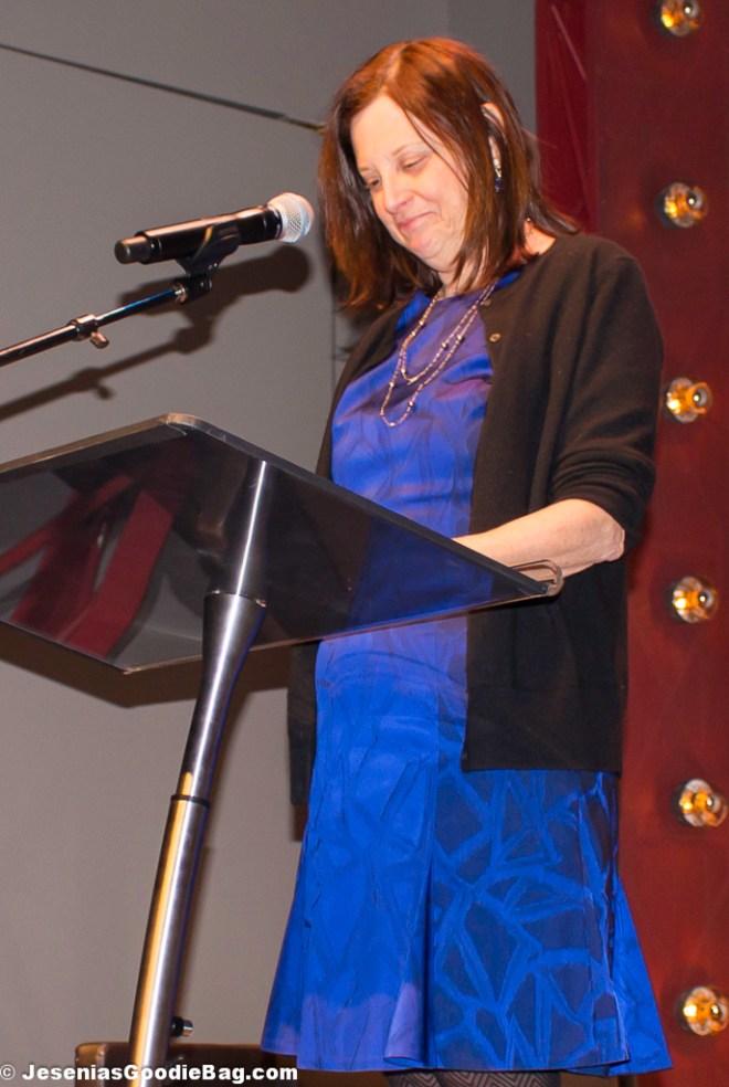 Karen Brooks Hopkins (BAM President)