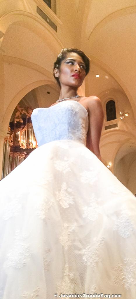Irina Shabayeva 2015 Couture BridalCollection