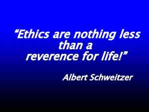 Essential Ethics that support you!
