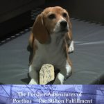 Review – The Further Adventures of Porthos – the Stilton Fulfillment