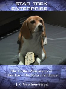 Barking up the Muse Tree | Jespah | Janet Gershen-Siegel | The Further Adventures of Porthos – the Stilton Fulfillment