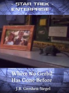 Barking up the Muse Tree | Jespah | Janet Gershen-Siegel | Where No Gerbil Has Gone Before | Best Genre Treatment 1