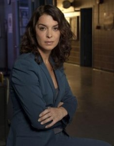 Barking Up the Muse Tree | jespah | Janet Gershen-Siegel | Annabella Sciorra as Admiral Carmen Calavicci (image is for educational purposes only)