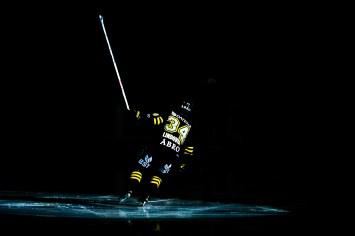 Michael Lindqvist, AIK Hockey. 2016-02-24