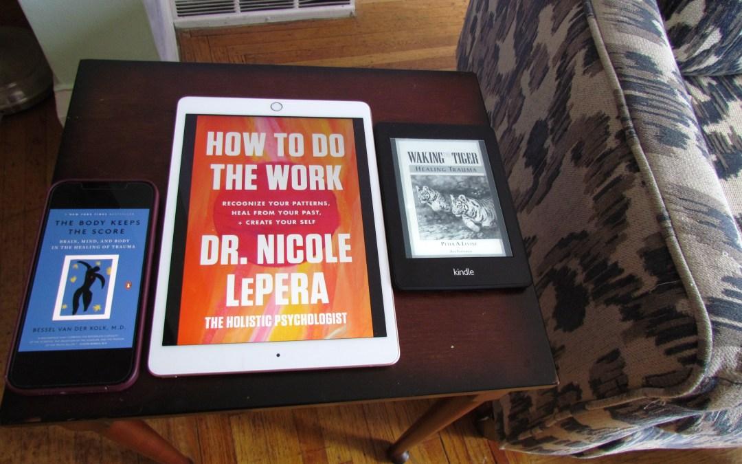 3 Books for Healing Trauma