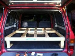 Bed frame assembly