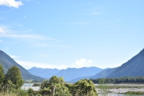 En route to Greymouth