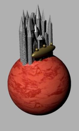 Life on Mars L Side