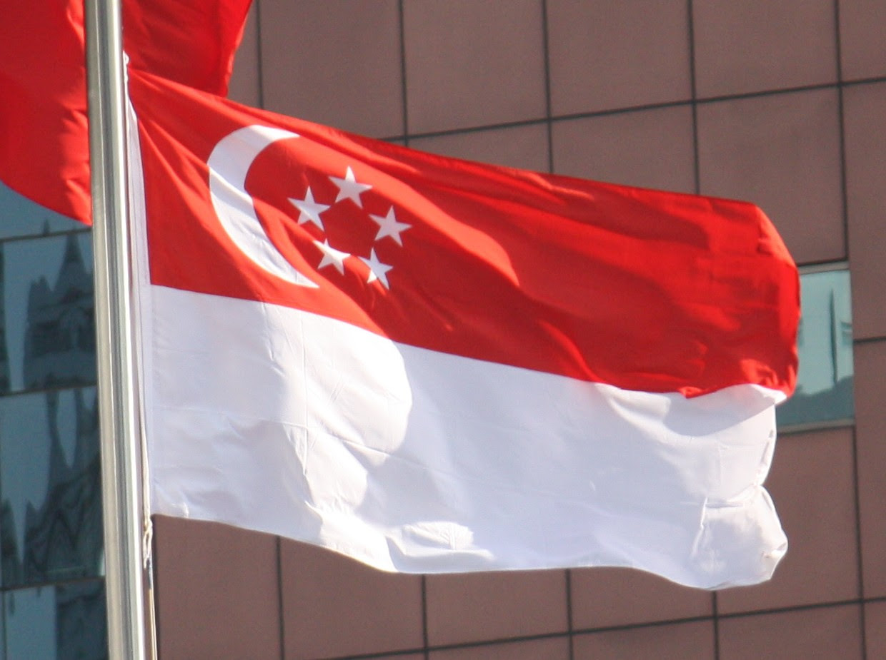 The Flag As A National Symbol Singapore Politics Blog