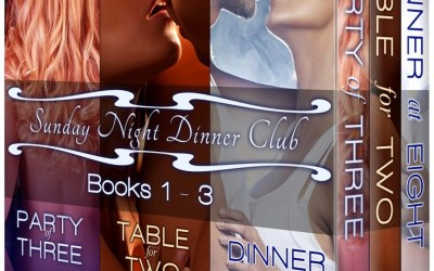 The Sunday Night Dinner Club Box Set releases today!