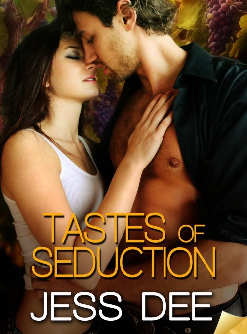 TASTES OF SEDUCTION IS NOW AVAILABLE