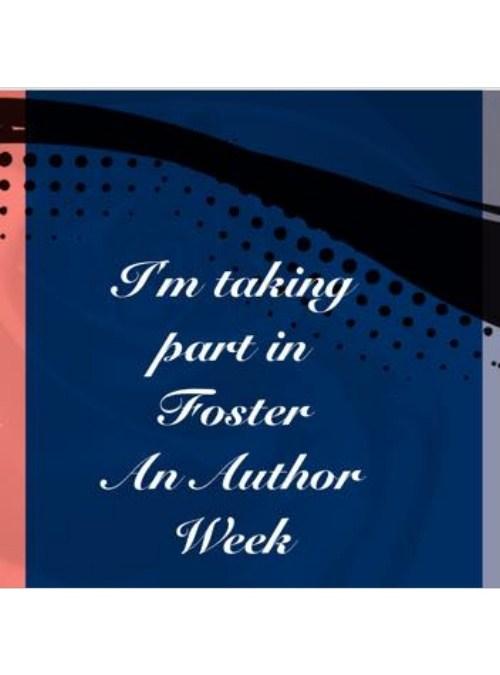 Foster An Author Week