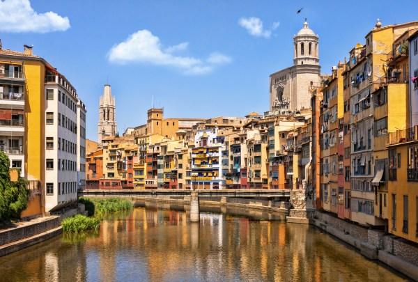 Jewish Quarter in Catalonia