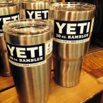 YETI Rambler Tumbler 20 ounce and 30 ounce at Jesse Brown's in Charlotte, NC