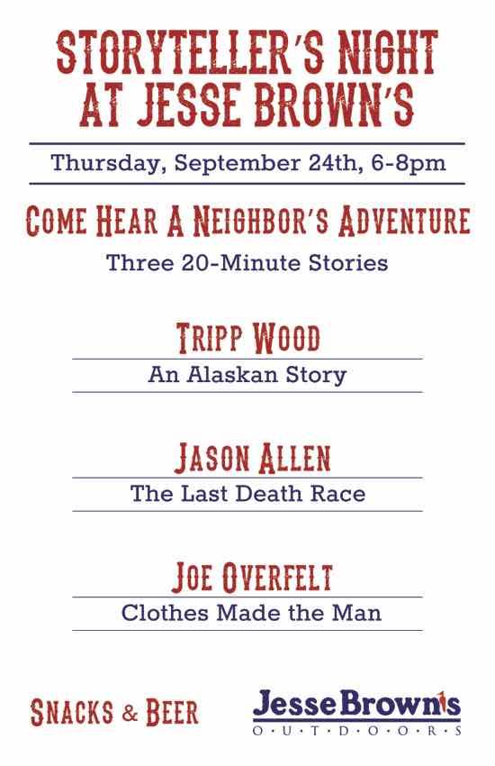 Storytellers September2015poster