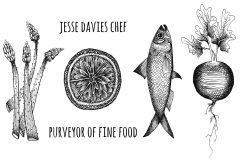 Jesse Davies Chef