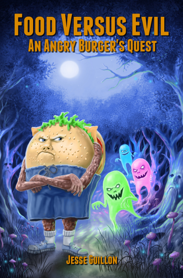 Food Versus Evil: An Angry Burger's Quest