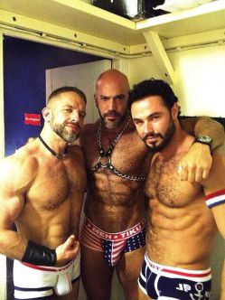 Hustlaball Before the Show