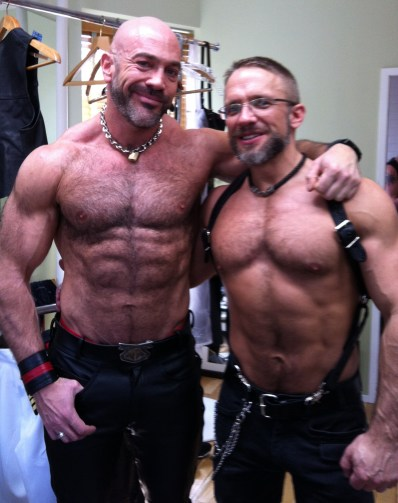 Leather Sale Fundraiser (We Raised $4000 for AIDS-Related Charities!)
