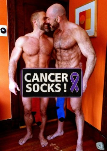Cancer Socks FB-Safe