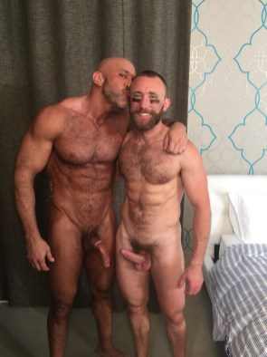 My scene with Nick Prescott