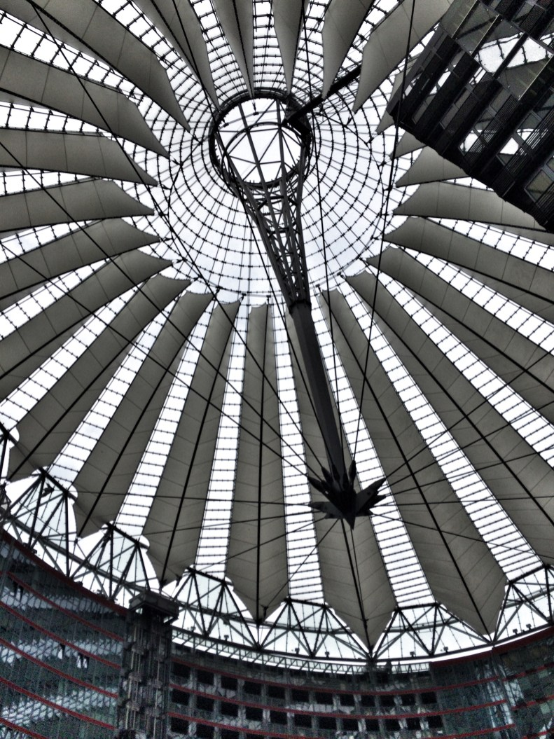 Inside the Sony Center