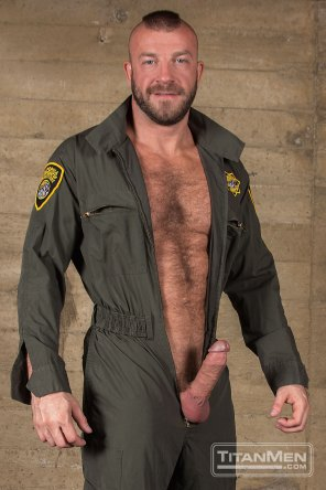 TitanMen Exclusive Hunter Marx