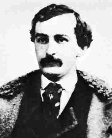 John St. Helen Circa 1875 - Age 40