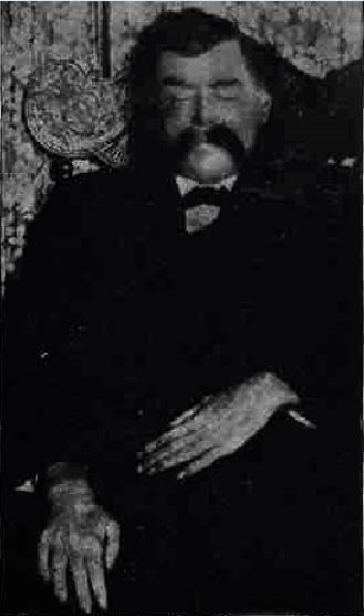 Postmortem photo of John Wilkes Booth