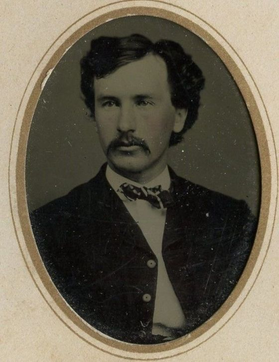 John Wilkes Booth / RJ Pastore Collection