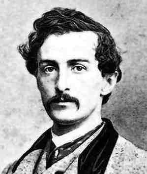 John Wilkes Booth - Public Image - Circa 1864 - Age 30