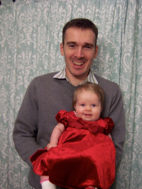 Kezzie and me at our first Daddy/Daughter banquet in 2011