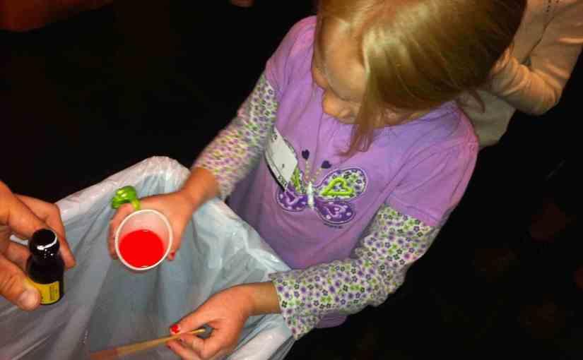 Children's Ministry Lesson: The Ten Plagues