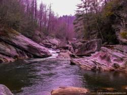 Linville River, NC