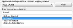 KeyboardMapping