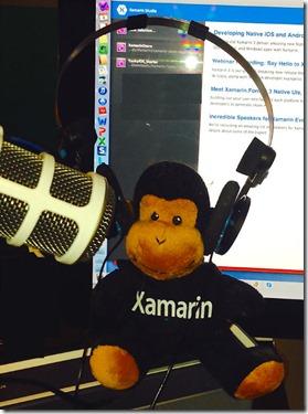Xamarin Podcaster