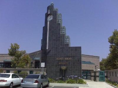 Aliso Viejo Library