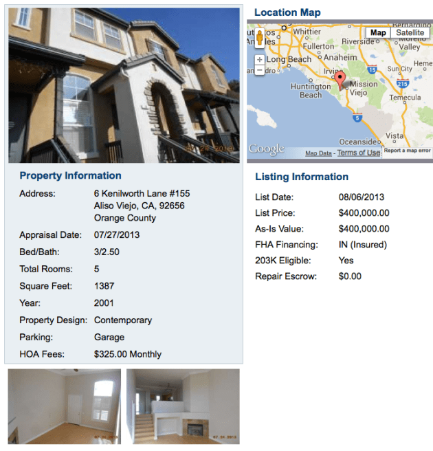 Just Listed in Aliso Viejo
