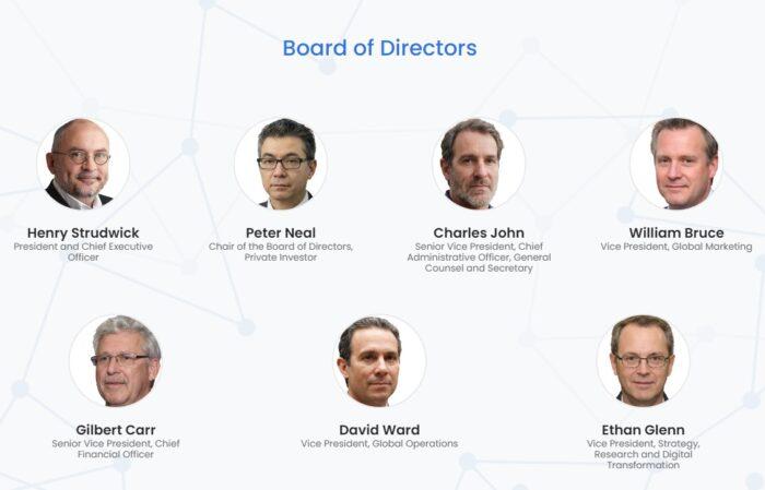 marksman ltd board of directors