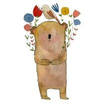 Bear Get Better Card