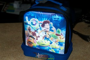 Nick's New Lunchbox
