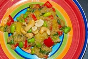 Pineapple Quinoa