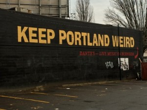 A Trip to Portland, Oregon