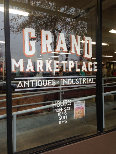 Grand Marketplace, Portland, OR