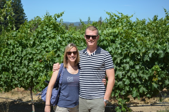 Wine Tasting in Sonoma, CA