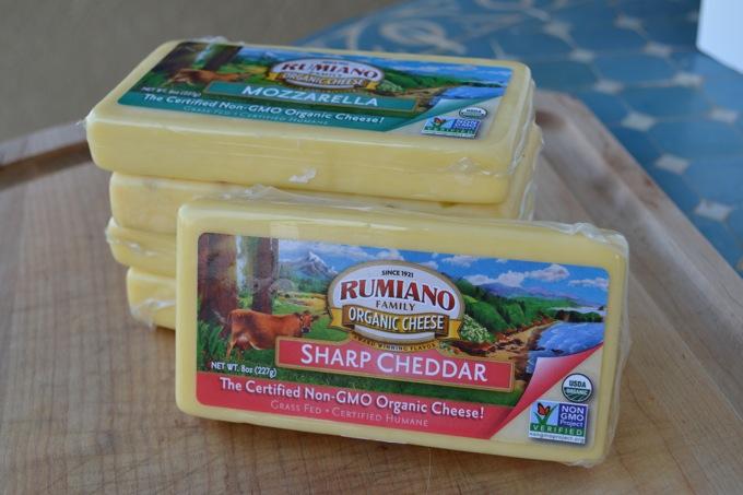 Rumiano Organic Cheese