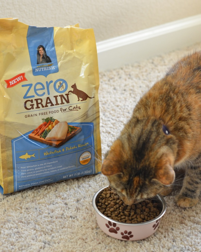 Rachael Ray's Zero Grain Nutrish Cat Food