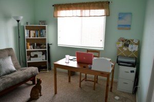 My Office Makeover – Where the Magic Happens!