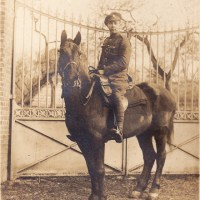 Private Trooper T. Sumner 52885 1914-1915 War